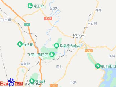 郴州樱花谷地图
