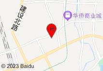 广州亨利酒店电子地图