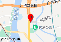 格林豪泰酒店(广州罗冲围汽车客运站店)电子地图