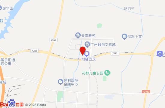 广州融创雪世界地图