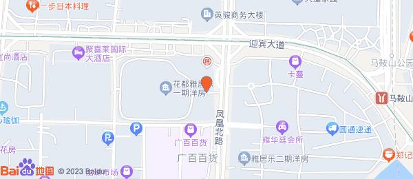 广州雅居乐花园逸心园小区地图