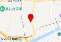 广州上九湾酒店电子地图