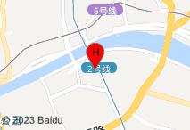 广州海珠酒店电子地图