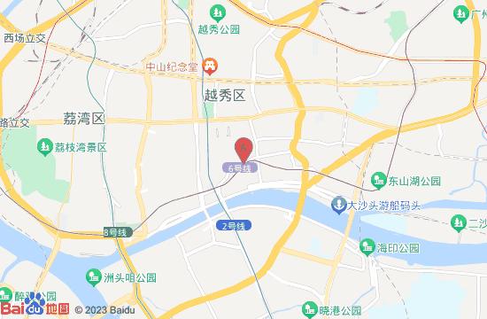 广州奇幻解压馆地图
