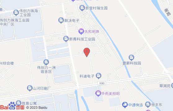 珠海市斗门区新青科技园新青六路东福街10号