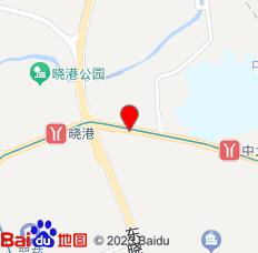 呈爱主题连锁酒店(广州海珠中大店)位置图