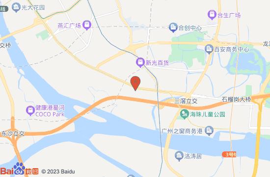 广州生态昆虫艺术展地图