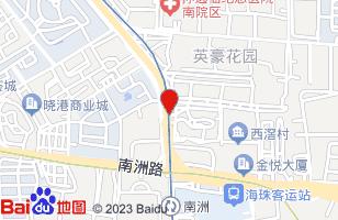 东晓南校区位置