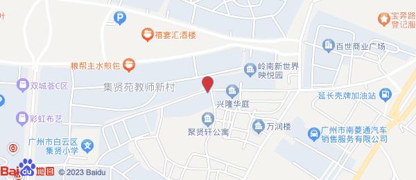 集贤苑小区地图