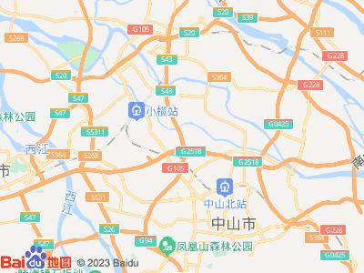 广东省中山市东升镇东锐工业区