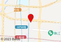 广州海涛酒店电子地图