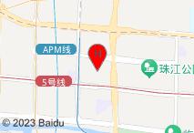 广州兴盛国际公寓电子地图