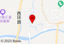 如家快捷酒店(广州番禺市桥步行街店)电子地图