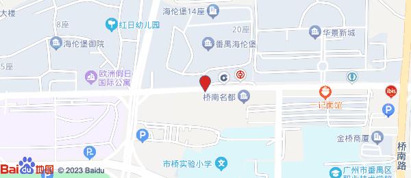 兴业小区小区地图