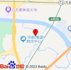 广州琶洲米米酒店公寓位置图