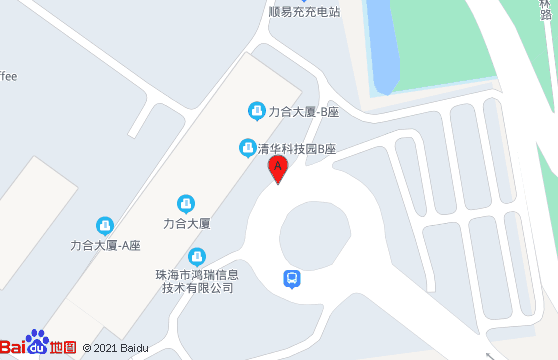 珠海市唐家湾大学路101号清华科技园A座五楼