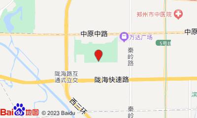 万达国际影城中原万达店周边地图