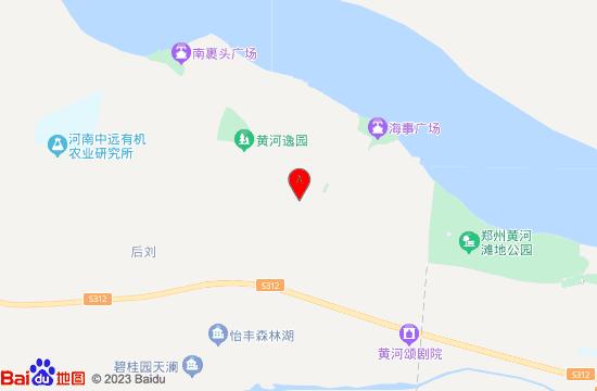 郑州玫瑰庄园地图