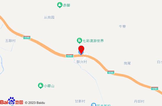 广州七彩澳游世界地图