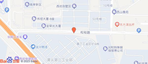集信雅苑小区地图