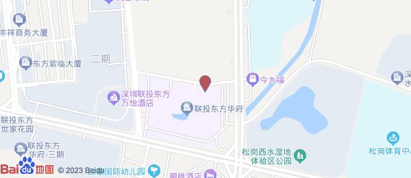 联投东方小区地图