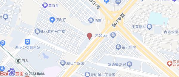 绿海名苑小区地图