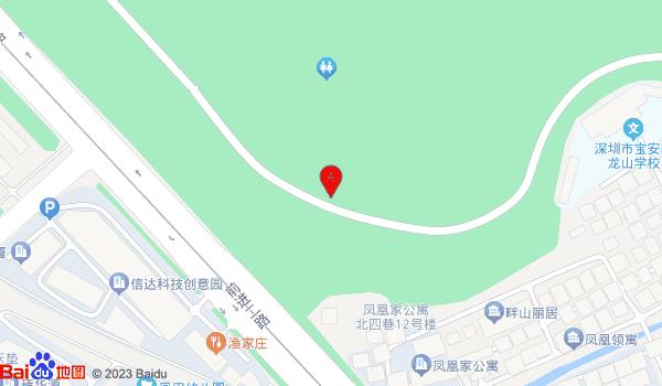 深圳宝安西乡大道与前进二路交汇处