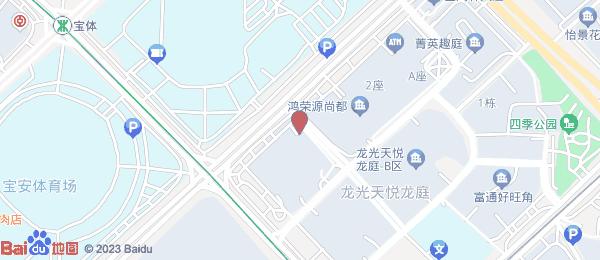 鸿荣源尚都小区地图