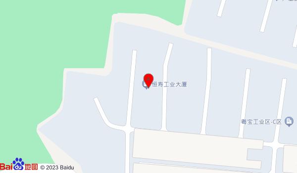 深圳市光明新区塘尾社区粤宝工业园恒寿工业大夏C区6号8楼