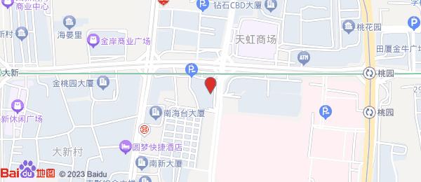 南景苑小区地图