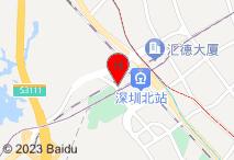 深圳彩悦之星酒店电子地图