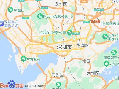 景田 香丽大厦 次卧 朝东南 B室位置图片