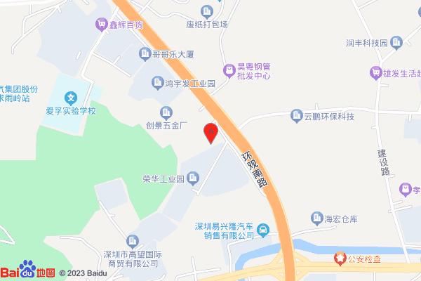 深圳市龙华区观澜镇牛湖裕新路荣华工业园