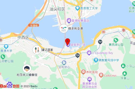 香港动漫海滨乐园地图