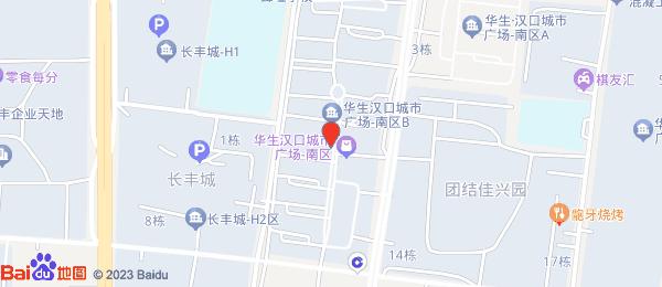 后湖汉口城市广场双地铁公寓44平精品Loft买一层送一层-室外图-1