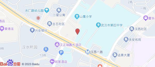 都市经典小区地图
