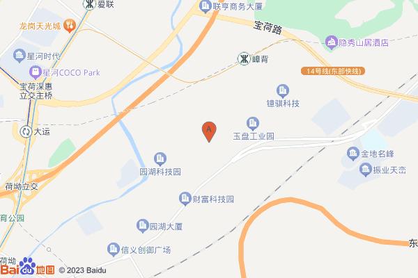 深圳市龙岗区龙城街道 嶂背工业区创业路22栋2楼