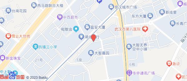 银泰大智嘉园小区地图