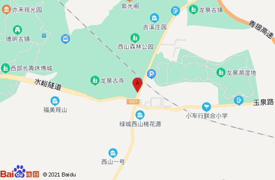 河北长城文创园地图
