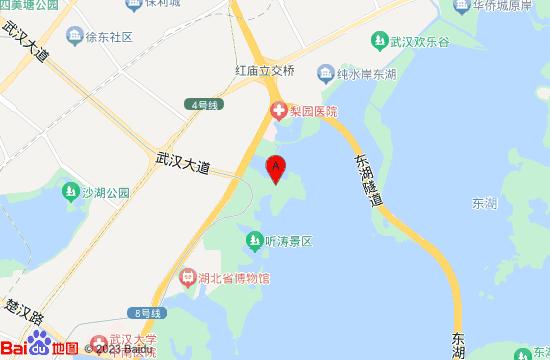 武汉东湖海洋乐园飞鸟世界地图
