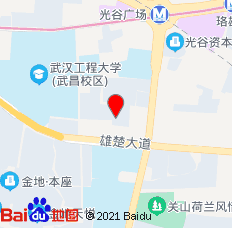 武汉奋斗之家求职公寓位置图