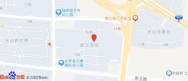 丽岛漫城小区地图