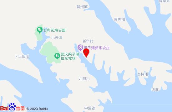 武汉鲸杉营地地图