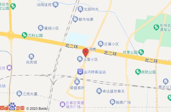 石家庄梦幻岛水上乐园地图