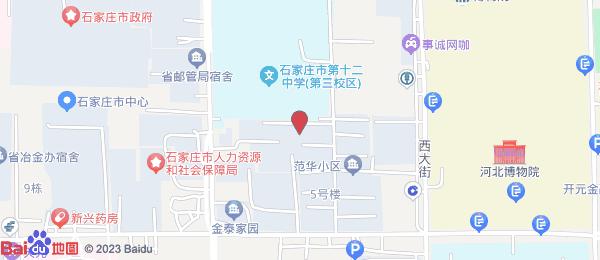 范华小区小区地图
