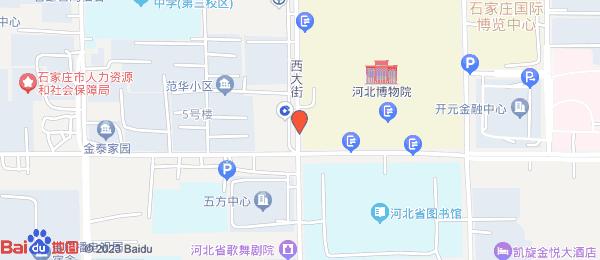 西大街农行宿舍小区地图