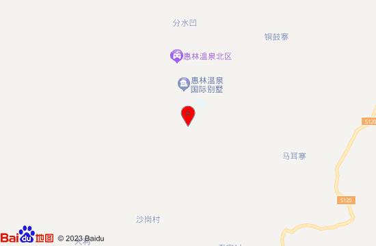 惠州康源温泉地图