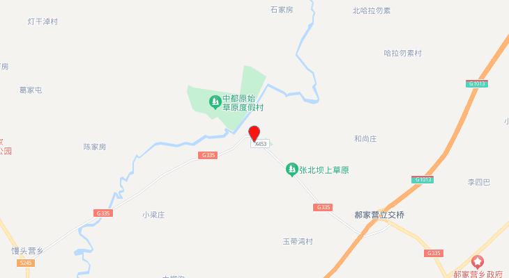 张北中都生态林园