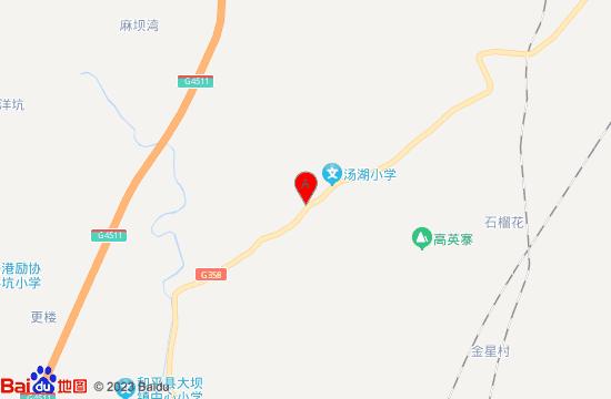河源荣佳国韵温泉地图