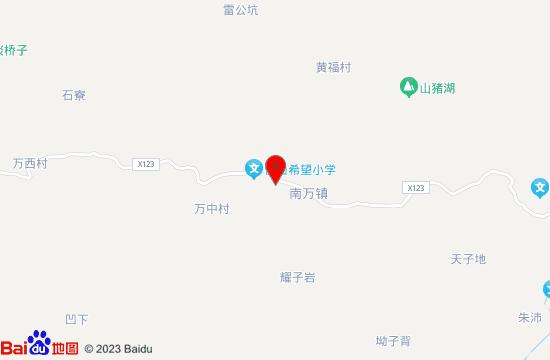 汕尾南万花海地图